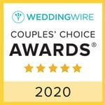 Wedding wire couple's choise awards